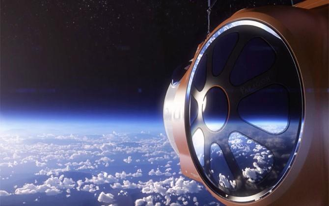 World View will send tourists to the edge of space via balloon