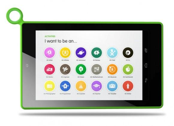 OLPC XO Tablet now preloaded with Nook App for Kids