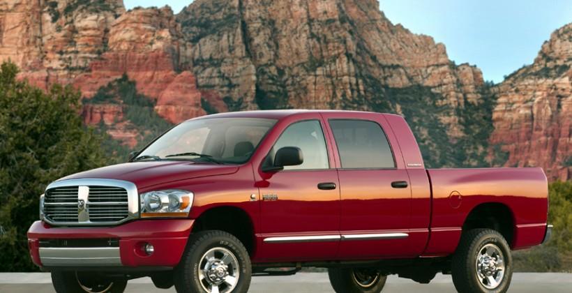 Chrysler recalls 1.2 million Ram trucks over steering problem