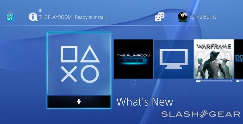 PlayStation 4 software update 1.51 appears tonight: UI tweaks