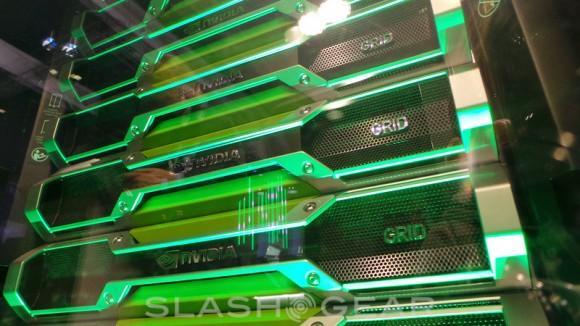 "NVIDIA GRID powers Amazon cloud computing ""G2 instances"""