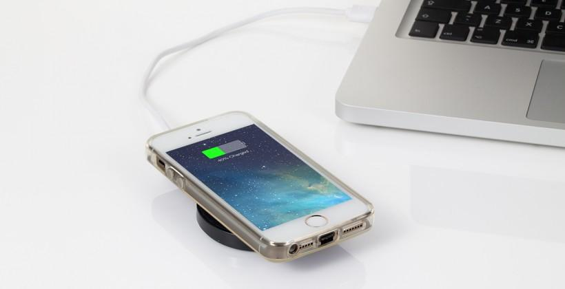 iQi Mobile adds iPhone wireless charging to any soft case