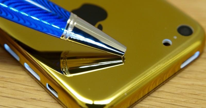 Gold and Silver iPhone 5c appear in Japan