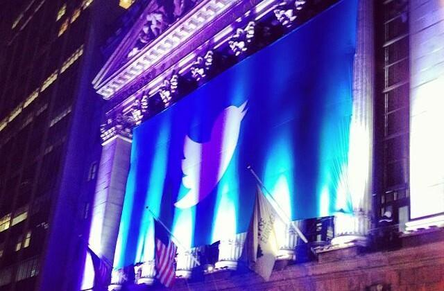 Twitter IPO sees early 73% rise on NYSE