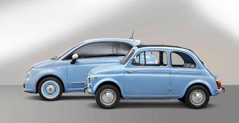 Fiat 500 1957 Edition pays homage to 57 years of the 500