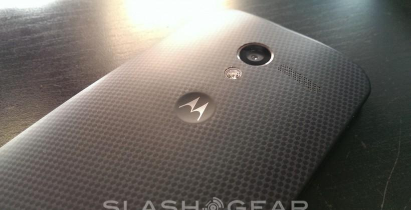 Moto X vs Moto G: specifications fight for most budget-friendly
