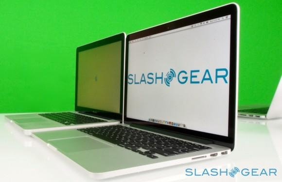 Retina MacBook Pros graphics bug and trackpad problem fix now available