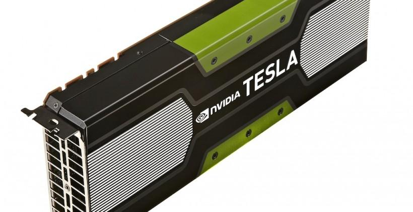 NVIDIA Tesla K40 accelerator is world's fastest for supercomputers