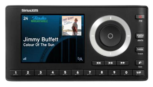 SiriusXM Onyx Plus Dock and Play Radio offer audio in the car