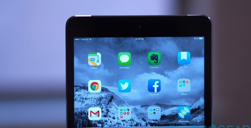 iPad mini with Retina display first-impressions