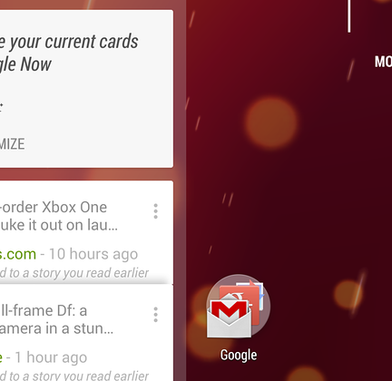 KitKat Google Now opt-out not permanent: here's where to find it