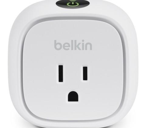 Belkin WeMo Insight Switch arrives for power-tracking home automation