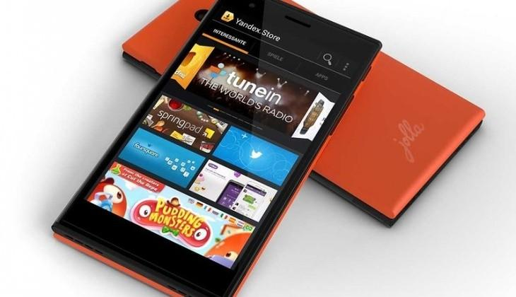 Jolla chooses Yandex.Store as the default app store for all its smartphones