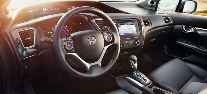 Honda 2014 Civic first to iOS 7 mirroring with Siri update in the works