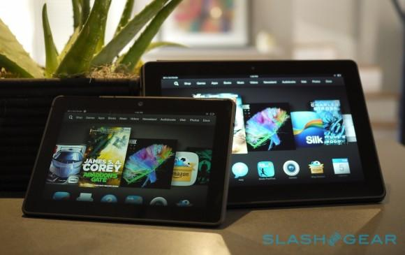 Fire OS 3.1 software update hits Kindle Fire HDX and HD