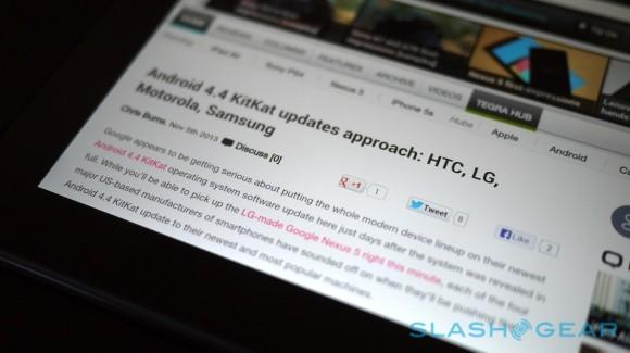 Amazon Kindle Fire HDX 8 9 Review - SlashGear