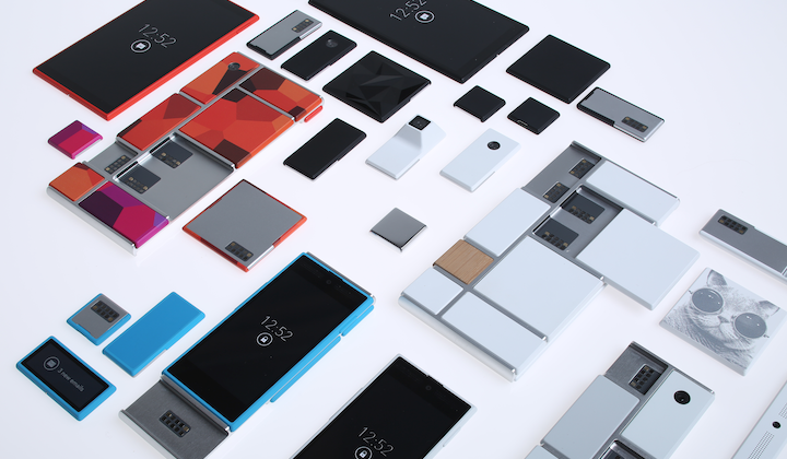 Motorola modular phone Project Ara teams with 3D Systems for manufacturing