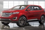 Ford Edge Concept gets self-parking tech