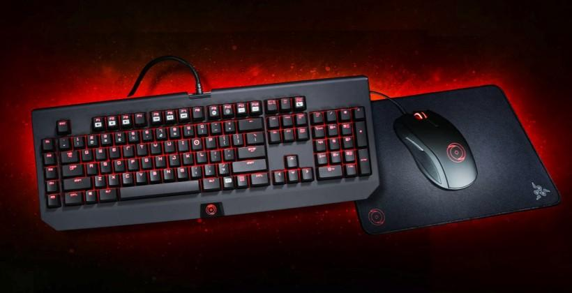 ORIGIN PC releases custom gaming keyboard, mouse, mouse mat