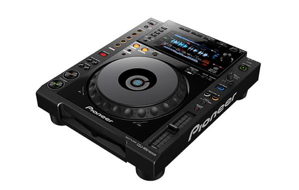Pioneer CDJ-900NXS Professional Multi Player aims at DJs with color LCD and WiFi