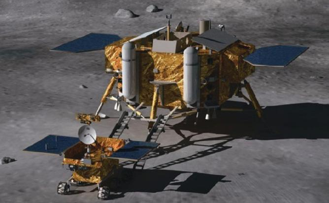 Chinese moon lander may cause problems for NASA mission