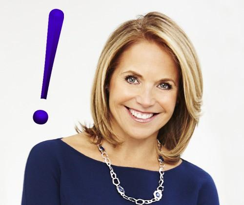 "Katie Couric joins Yahoo as ""Global Anchor"" in 2014"