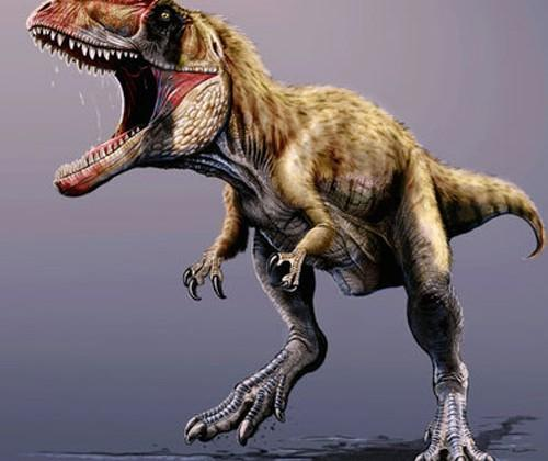 New dinosaur species discovered that challenged T-Rex ancestors