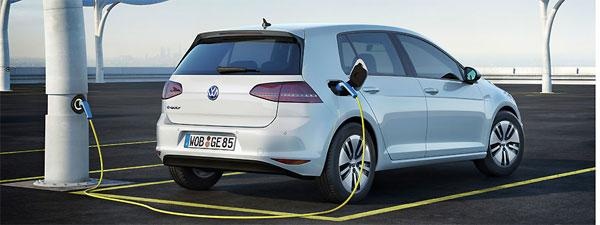 VW e-Golf electric car to make North American debut at LA Motor Show