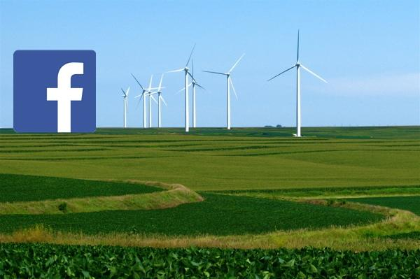 Facebook's Altoona, Iowa data center to be completely wind-powered