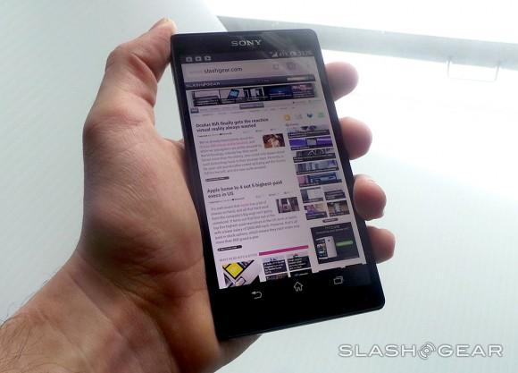 Sony Xperia KitKat schedule updated
