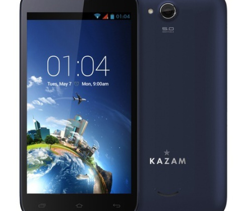 Kazam smartphones ushered in by former HTC heads