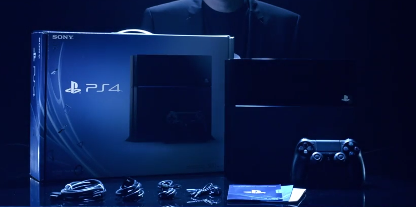 Official PlayStation 4 unboxing handled delicately by Sony