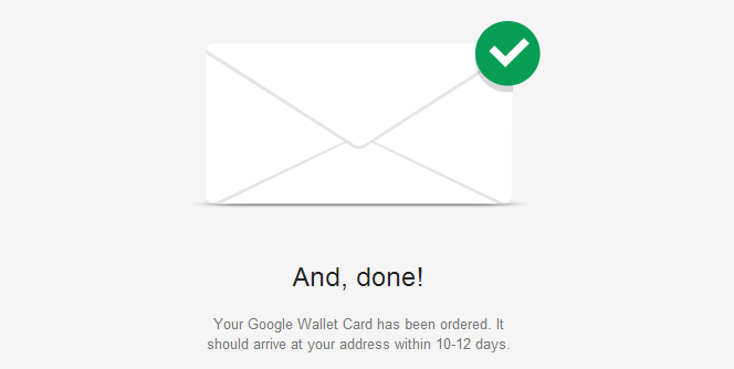 Google Wallet Card launches with MasterCard-backed Debit