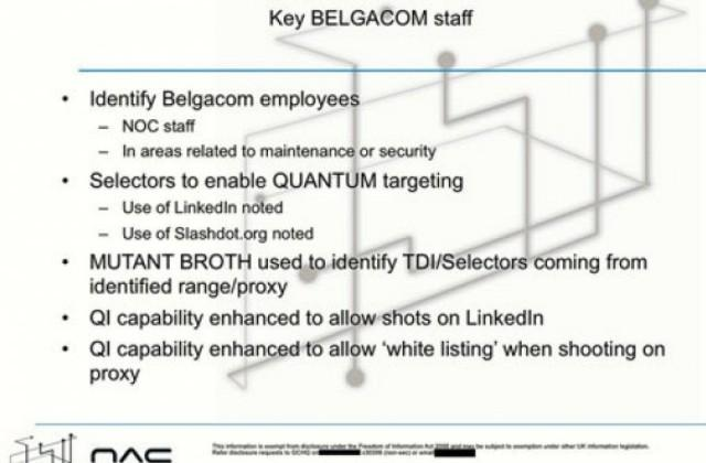 GCHQ hacked GRX and OPEC employees via Quantum inserts, Snowden papers show