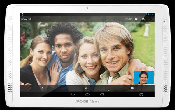 Archos GEN11 101 XS 2 tablet now shipping