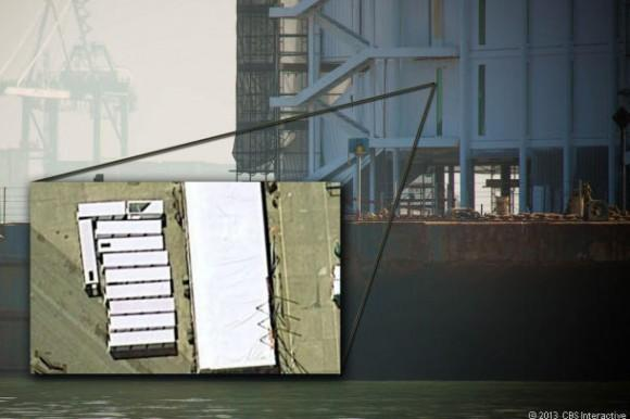 Google barge in San Francisco Bay features high-end showrooms and a party deck