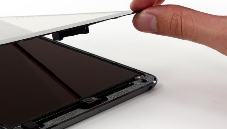 Retina iPad mini gutted by iFixit