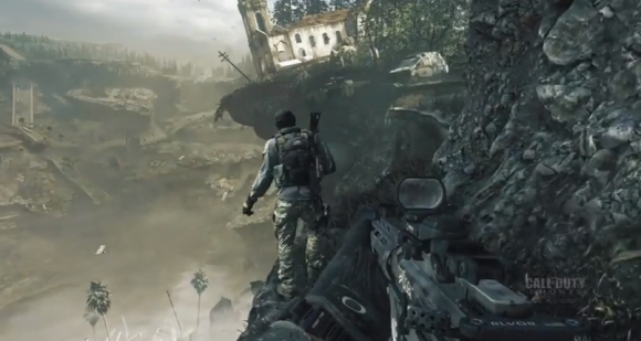 Call of Duty: Ghosts launches globally for Xbox 360 and PS3