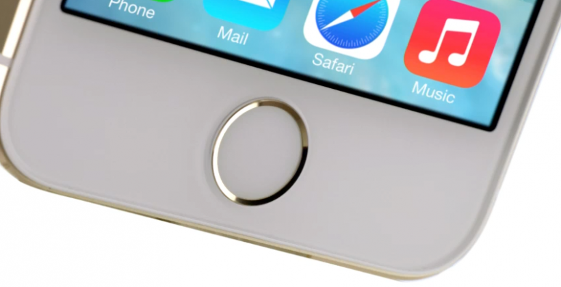 Apple iPhone 5s Touch ID sensor technology revealed in patent documents