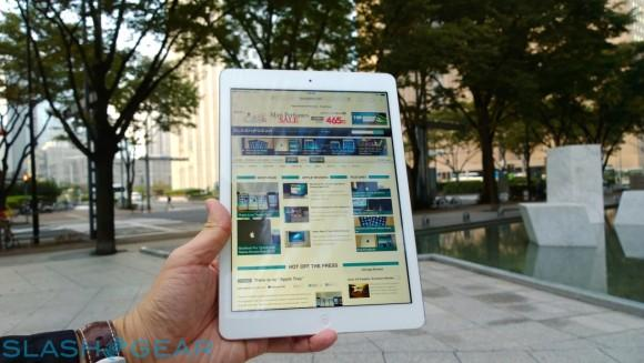 iPad Air tracking tool finds available models at local Apple Stores