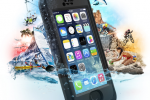 LifeProof nuud iPhone 5s case is waterproof Touch ID-friendly offering