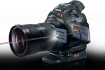 Dual pixel CMOS AF upgrade for Canon EOS C100 announced