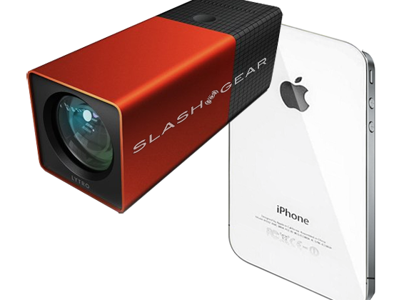 Apple Lytro-like camera system patent looks to iPhone for size