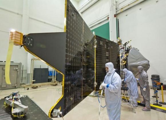 NASA MAVEN probe to launch Nov 18