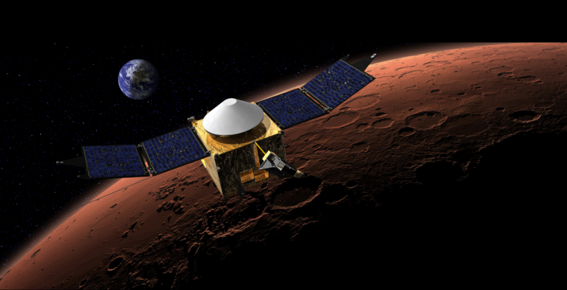 """NASA's """"MAVEN"""" Mars orbiter launched without a hitch"""