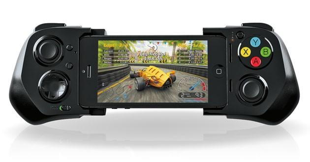 MOGA Ace Power game controller supports iOS 7