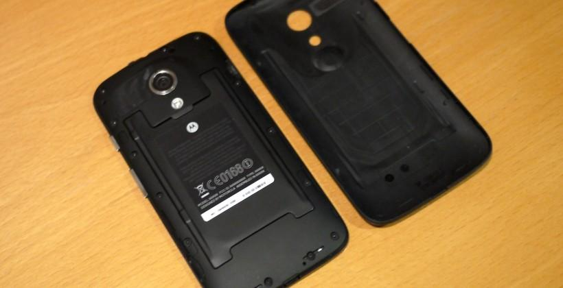 Moto G Shells arrive in colorful replaceable availability with US release