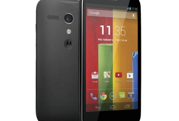 Moto G official: international off-contract hero