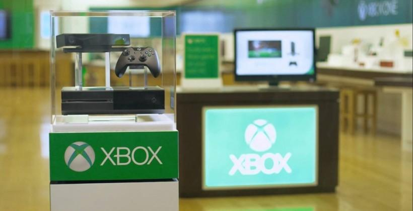 Microsoft Xbox One now available for test drive in stores