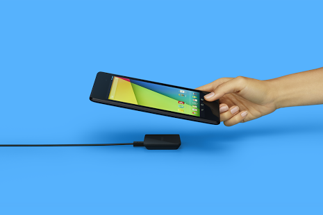 New Google Nexus wireless charger now available